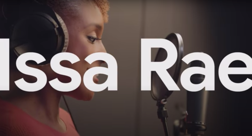 Have Issa Rae as Your Google Voice Assistant, but why?