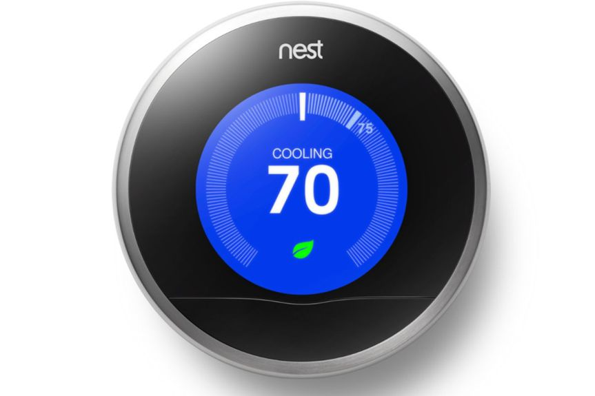 Google Nest thermostat automations