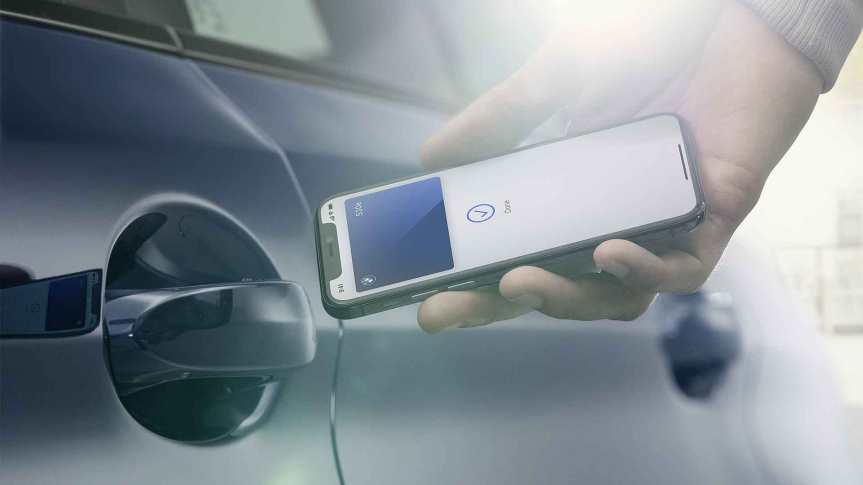 Apple's Digital Car Key already rolling out to BMW cars from 1July